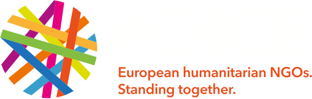 VOICE: European humanitarian NGOs. Standing together.